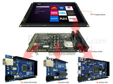 "7""inch 1024x600 TFT Capacitive Touch Screen Shield for Arduino Due,Mega2560,Uno"
