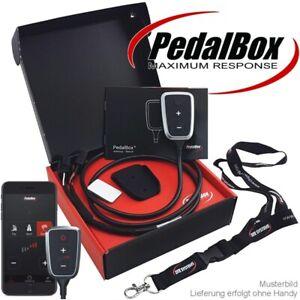 DTE Pedalbox Plus App Schlüsselband für SEAT IBIZA IV ST 6J8 6P8 2010- 110PS 81K