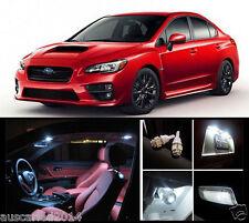 Subaru WRX 2015 White LED Interior lighing Package (10 Pieces)