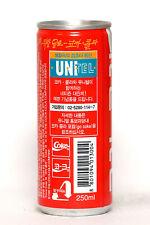 1996 Coca Cola can from Korea, UNITEL (250ml)
