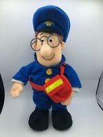 Postman Pat ABC BBC Kids Plush Soft Stuffed Toy Animal Doll Woodland Animations