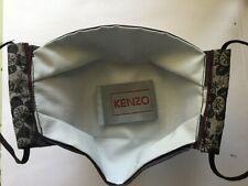 Maske, Schutzmaske, Stoff KENZO / Masque tissus KENZO