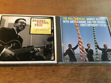 Barney Kessel [2 CD Alben] The Poll Winners + Live in Los Angeles at Pj's Club