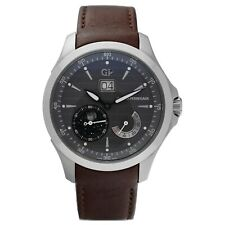 Girard Perregaux 49650 Traveller Large MoonPhases Leather Automatic Men's Watch