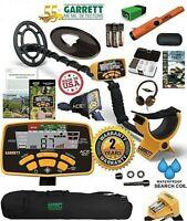 Garrett Ace 300 Metal Detector Pro Pointer Special w/ Detector Carry Bag