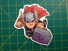 Thor sticker - reproduction Marvel Comic sticker