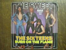 THE SWEET 45 TOURS GERMANY THE SIX TEENS