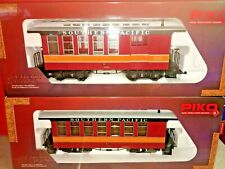 Piko/Gcs S.P. Daylight Combine & Coach Made In Germany New In Box