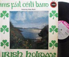 INIS FAIL CEILI BAND - Irish Holiday ~ VINYL LP