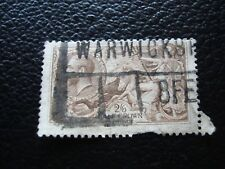 ROYAUME-UNI - timbre yvert et tellier n° 153 obl (2eme choix) (A6) stamp