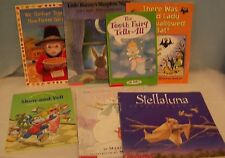 Childrens Scholastic Book Lot + Henson Early Reader 7 Books