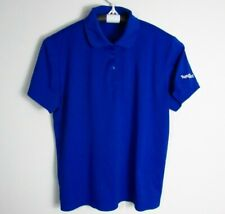 TOYS R US Blue Polo Shirt Size Small S