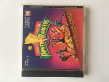 Mighty Morphin Power Rangers (Windows/Mac, 1994) Game Disk Only !! RARE