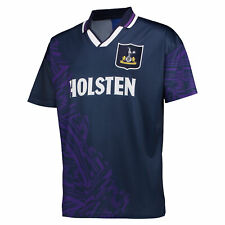 Tottenham Hotspur 1994 Score Draw Football Away Retro Shirt Jersey Mens