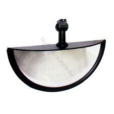 Panorama Spiegel 180° ohne Halterung für z. B. Stapler, Baufahrzeuge, Schlepper
