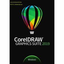CorelDRAW 2019 for Windows Graphics Suite DOWNLOAD for Windows EDU AUTH. DEALER