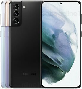 "Samsung Galaxy S21+ Plus SM-G996B/DS 128GB 8GB RAM (FACTORY UNLOCKED) 6.7"" 64MP"
