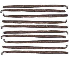 10 gousses de vanille bourbon de Madagascar 15cm - 17cm