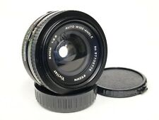 Vivitar 24mm F2.8 Auto Wide Angle Lens for Olympus OM Film. Stock No u11427