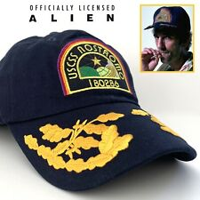 Official Alien USCSS NOSTROMO Patch Cap Hat Halloween Costume Harry Dean Stanton