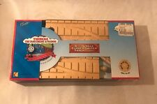 "Thomas and Friends wooden railway 6 1/2"" single curved track #99240   NOS"