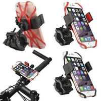 Practical Bike Bicycle Handlebar Stand Mount Holder For Mobile Cell Phone GPS