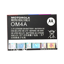 OEM OM4A Battery for Motorola Gleam EX212 EX211 WX180 WX260 WX390 WX395