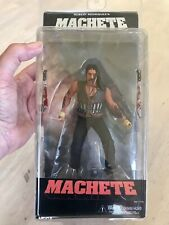 Machete Action Figure Robert Rodriguez's Machete NECA Reel Toys New in Package