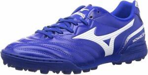 MIZUNO Football Shoes MONARCIDA NEO SW AS Extra Wide P1GD2024 Blue / white