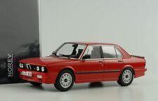 1986 BMW E28 M M535i rot 1:18 Norev 183262