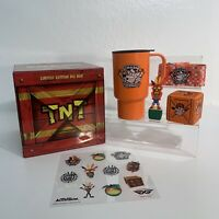 Crash Bandicoot Limited Edition Big Box Collectors Gaming Gift Idea TNT