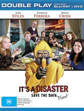 It's A Disaster (Double Play - Blu-ray with DVD disc) - ACC0352