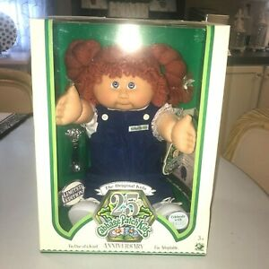Vintage Unopened Cabbage Patch 25th Anniversary Doll