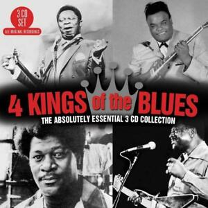 4 Kings Of The Blues - The Abs - Various NEW CD