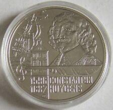 Niederlande 20 Euro 1996 Constantijn Huygens Silber