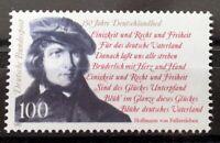 BRD Bund Michel Nr.1555 Postfrisch** (1991) Deutschlandlied