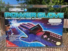 1989 Mattel Nintendo NES Power Glove Size Large New/Sealed VGA Graded 80+ NM+