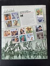 Sellos de Estados Unidos celebrar el siglo - 1910s-Cat # 3183 Quince Sellos de 32 céntimos menta nunca con bisagras