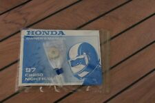 ORIGINAL OEM HONDA OWNER'S MANUAL CB250 1997 NIGHT HAWK OWNER BOOK CB 250 NOS