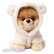 NEW * ITTY BITTY BOO * BEAR SUIT BOO GUND WORLDS MOST CUTE DOG BOO FREE POST