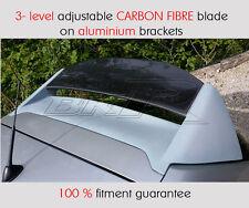 Honda Civic Mugen style spoiler wing ep1 ep2 ep3 ep4 01- 05 CARBON fibre blade