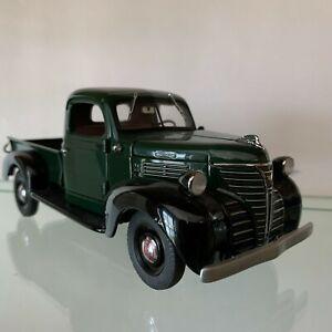 Danbury Mint ~ 1941 Plymouth Pickup Truck ~ 1:24 scale ~ No Box