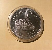 Victoria BC 1980 City Hall Dollar - In Capsule