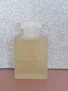 Aromatherapy Associates £47 De-Stress Muscle Bath & Shower Oil 55ml New