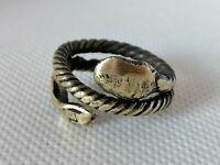 Very Rare Ancient Viking Snake Ring Bronze Authentic Stunning Artifact