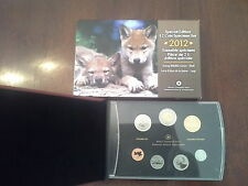 Canada 2012 Special Edition $2 Coin Specimen Set Young Wildlife Series -Wolf