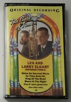 Les and Larry Elgart Cassette Unforgettable The Best of Times Tape