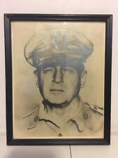 General Douglas MacArthur 8'' x 10'' Signed Photo