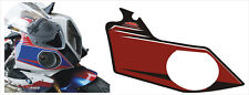 BMW S1000 RR 2010 cupolino base rosso -  adesivi/adhesives/stickers/decal