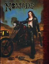 NOMADS ~ SOURCEBOOK FOR VAMPIRE ~ REQUIEM ~ BRIAN CAMPBELL ~ COVER BY BROM